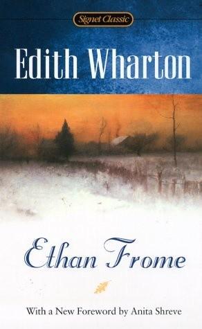 Okładka książki Ethan Frome