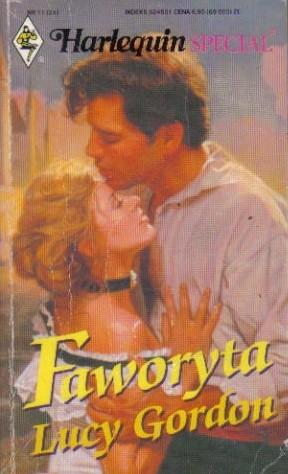 Okładka książki Faworyta