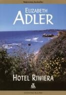 Okładka książki Hotel Riwiera
