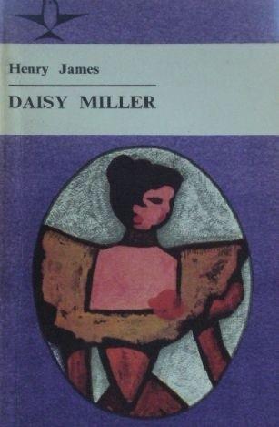 Okładka książki Daisy Miller