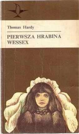 Okładka książki Pierwsza hrabina Wessex