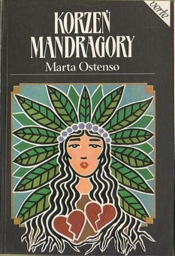 Okładka książki Korzeń mandragory