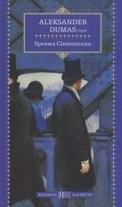 Okładka książki Sprawa Clemenceau