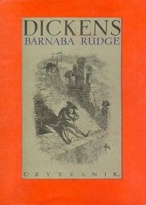 Okładka książki Barnaba Rudge t. I