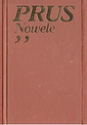 Okładka książki Nowele Tom II