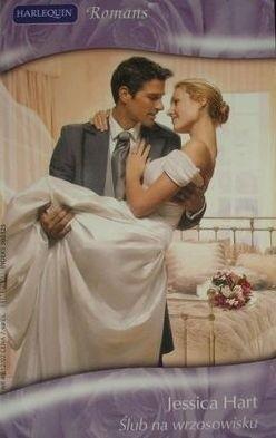 Okładka książki Ślub na wrzosowisku