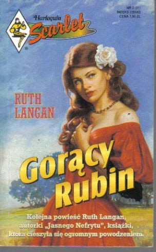 Okładka książki Gorący Rubin