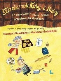 Okładka książki Słodki rok Kuby i Buby