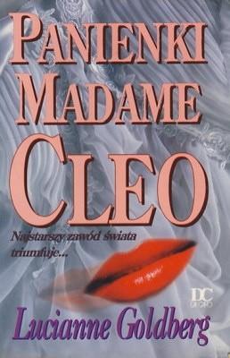 Okładka książki Panienki Madame Cleo