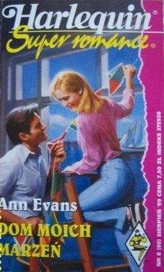 Okładka książki Dom moich marzeń