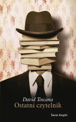 Okładka książki Ostatni czytelnik