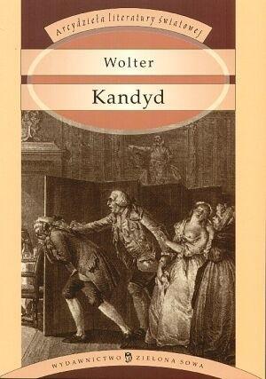 Okładka książki Kandyd