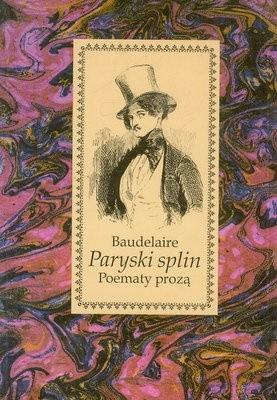 Okładka książki Paryski splin