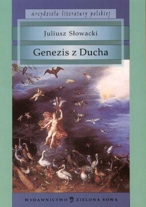 Okładka książki Genezis z Ducha