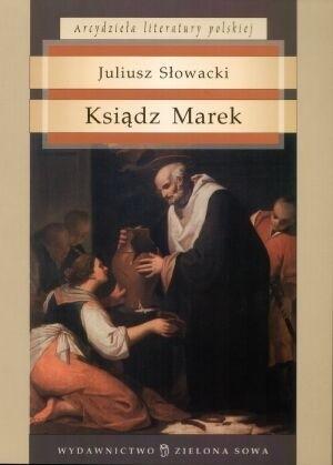 Okładka książki Ksiądz Marek