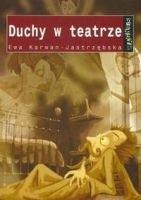 Okładka książki Duchy w teatrze