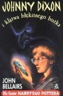 Okładka książki Johnny Dixon i klątwa błękitnego bożka