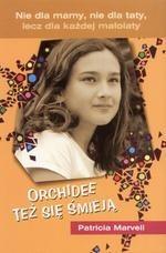 Okładka książki Orchidee też się śmieją