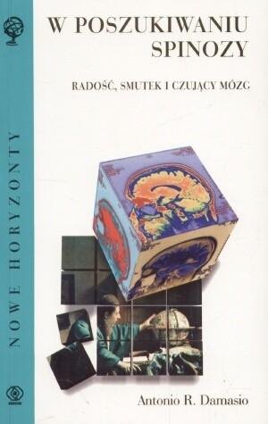 Okładka książki W poszukiwaniu Spinozy