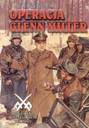 Okładka książki Operacja Glenn Miller