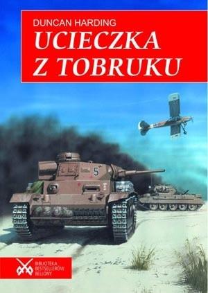 Okładka książki Ucieczka z Tobruku