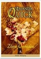 Złota orchidea