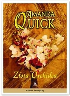 Okładka książki Złota orchidea