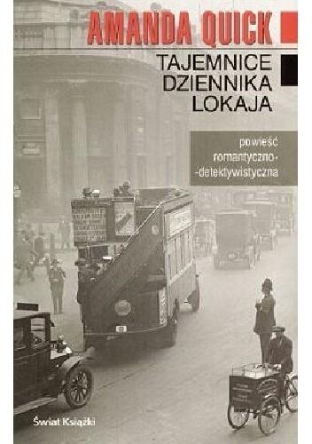 Okładka książki Tajemnice dziennika lokaja
