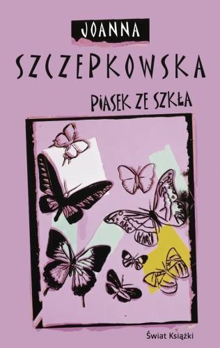 Okładka książki Piasek ze szkła