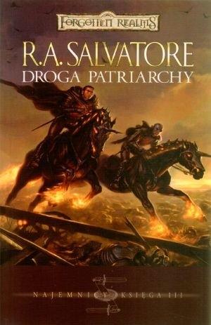 Okładka książki Droga Patriarchy
