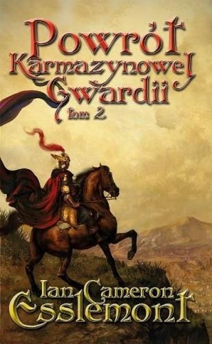Okładka książki Powrót Karmazynowej Gwardii tom 2