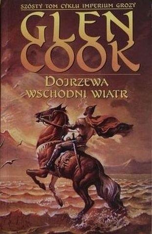 Okładka książki Dojrzewa wschodni wiatr