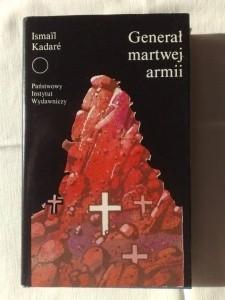 Okładka książki Generał martwej armii