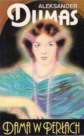 Okładka książki Dama w perłach