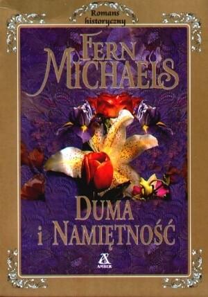 Okładka książki Duma i namiętność