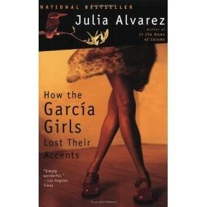 Okładka książki How the García Girls Lost Their Accents