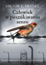 Okładka książki Człowiek w poszukiwaniu sensu