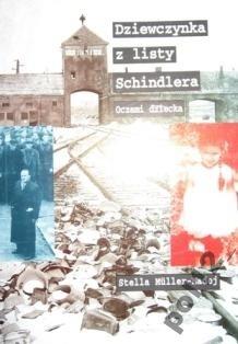 Okładka książki Dziewczynka z listy Schindlera: oczami dziecka