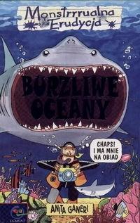 Okładka książki Burzliwe oceany