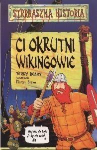 Okładka książki Ci okrutni Wikingowie