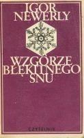 Okładka książki Wzgórze Błękitnego Snu