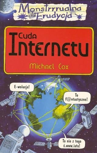Okładka książki Cuda Internetu
