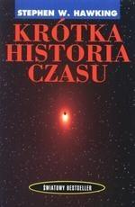 Okładka książki Krótka historia czasu