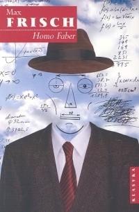 Okładka książki Homo Faber: relacja