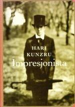 Okładka książki Impresjonista
