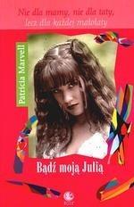 Okładka książki Bądź moją Julią