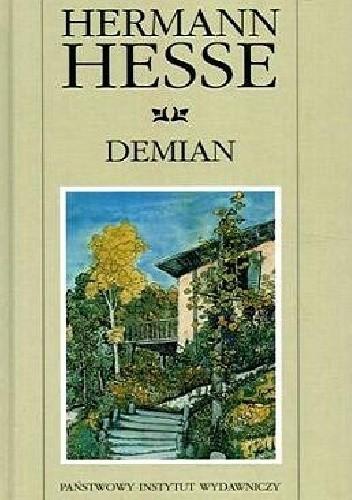 Okładka książki Demian