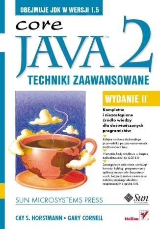 Okładka książki Java 2 Techniki zaawansowane Wydanie II