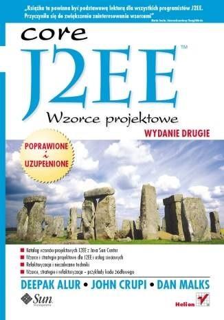 Okładka książki Core J2EE Wzorce projektowe. Wydanie 2