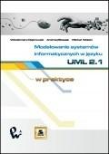 Okładka książki Modelowanie systemów informatycznych w języku UML 2.1